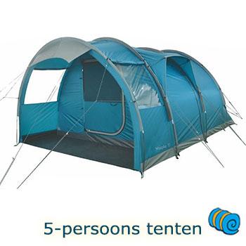 5 persoons tenten
