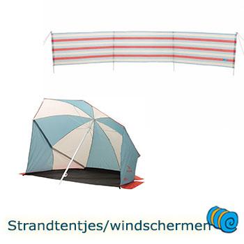 Strandtentjes & windschermen