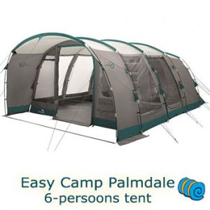 Easy Camp Palmdale 600